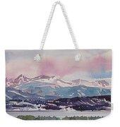 Lake Dillon Weekender Tote Bag