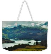 Lake District Weekender Tote Bag