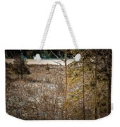 Lake Edge Weekender Tote Bag