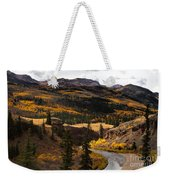 Lake Fork Of The Gunnison Weekender Tote Bag