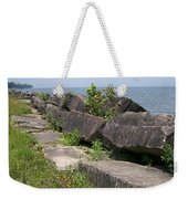 Lake Front Park Weekender Tote Bag