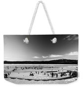 Lake Fun 5 Weekender Tote Bag