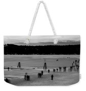 Lake Fun 6 Weekender Tote Bag