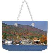 Lake George  13  Weekender Tote Bag