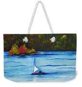 Lake Glenville  Sold Weekender Tote Bag