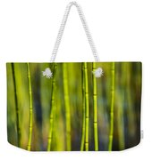 Lake Grass Weekender Tote Bag