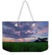 Lake Harney Sunset Weekender Tote Bag