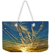 Lake Havasu Sunset Weekender Tote Bag