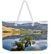 Lake Hayes New Zealand Weekender Tote Bag