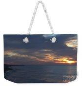 Lake Huron Sheen Weekender Tote Bag