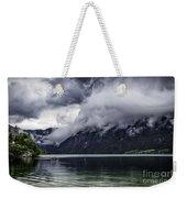 Lake In The Julian Alps Slovenia 1  Weekender Tote Bag