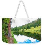 Lake Irene 12-3 Weekender Tote Bag