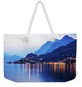 Lake Iseo - Italy Weekender Tote Bag