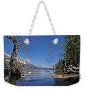 Lake Jenny Weekender Tote Bag