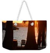 Lake Life Weekender Tote Bag