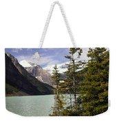 Lake Louise, Banff, Alberta, Canada Weekender Tote Bag