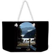 Lake Louise Inside View Weekender Tote Bag