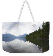 Lake Macdonald Reflection Weekender Tote Bag