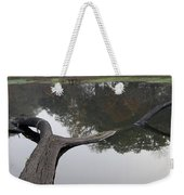 Lake Margerite Weekender Tote Bag