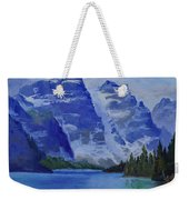 Lake Marine Weekender Tote Bag