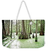 Lake Martin Swamp Weekender Tote Bag
