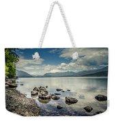 Lake Mcdonald - Glacier National Park Weekender Tote Bag