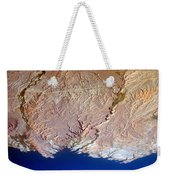 Lake Mead - Planet Art Weekender Tote Bag