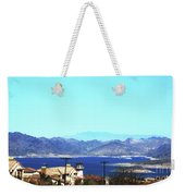 Lake Mead Las Vegas Weekender Tote Bag
