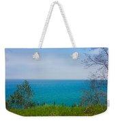 Lake Michigan In May Weekender Tote Bag