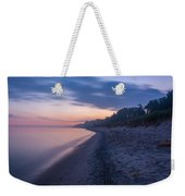 Lake Michigan Morning 2 Weekender Tote Bag
