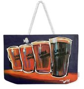 Lake Monster Weekender Tote Bag