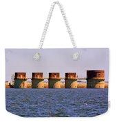 Lake Murray S C 2 Weekender Tote Bag