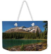 Lake O'hara, Yoho National Park Weekender Tote Bag