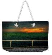 Lake Ontario Dawn Weekender Tote Bag