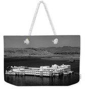 Lake Palace Hotel Weekender Tote Bag