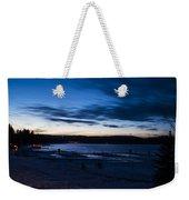Lake Payette Weekender Tote Bag