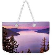 Lake Pend Oreille 2 Weekender Tote Bag