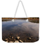 Lake Pomme De Terre In October Weekender Tote Bag