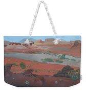 Lake Powell At Farley Canyon Weekender Tote Bag