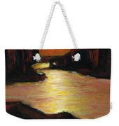 Lake Powell At Sunset Weekender Tote Bag