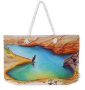 Lake Powell Birds Weekender Tote Bag