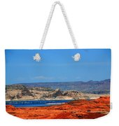 Lake Powell Utah Weekender Tote Bag