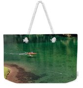 Lake Weekender Tote Bag