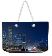 Lake Shore Drive Chicago Weekender Tote Bag