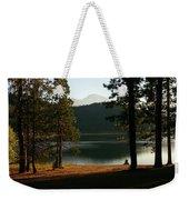 Lake Siskiyou  Weekender Tote Bag
