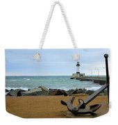 Lake Superior Weekender Tote Bag