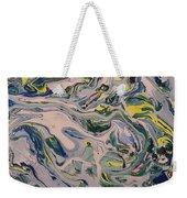 Lake Swirl 4 Weekender Tote Bag