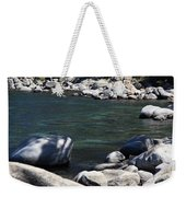 Lake Tahoe 22  Weekender Tote Bag