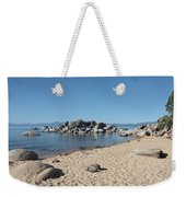 Lake Tahoe Morning Weekender Tote Bag