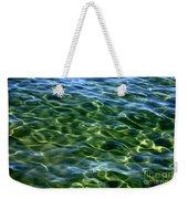 Lake Tahoe Swirls Weekender Tote Bag